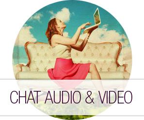 Audio Video Chat
